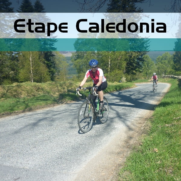 Official Etape Caledonia Training Rides
