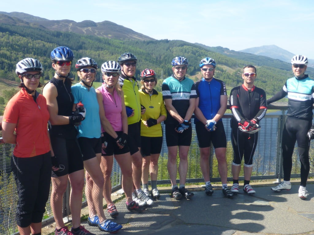 Etape Caledonia Training Ride