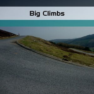 Big Climbs