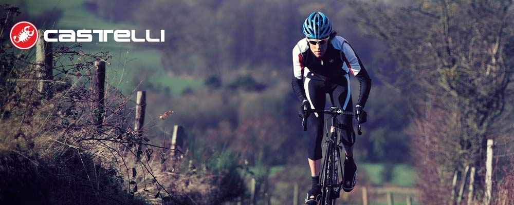 Castelli Cycle clothing