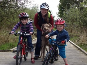 Guided Family Cycling